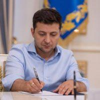 Стефанчук освобожден от обязанностей представителя Президента в ВРУ