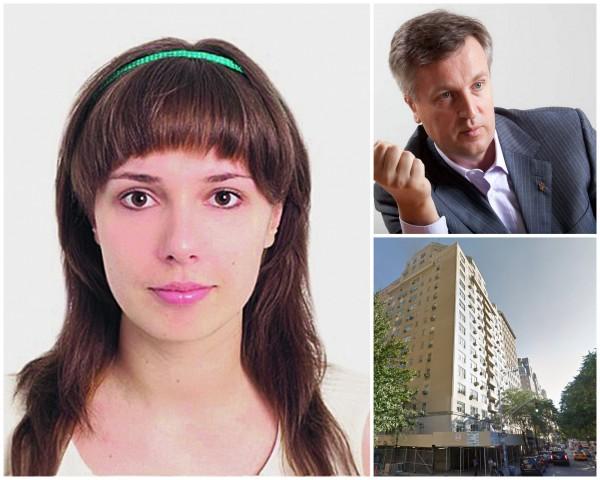 Ольга Наливайченко