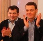 Олександр Грановський і Борис Кауфман