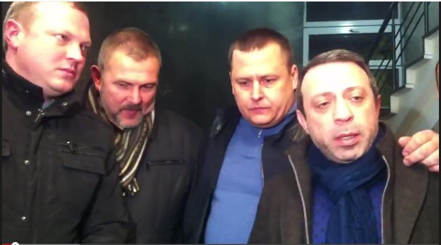 Святослав Олийнык, ..., Борис Филатов, Геннадий Корбан