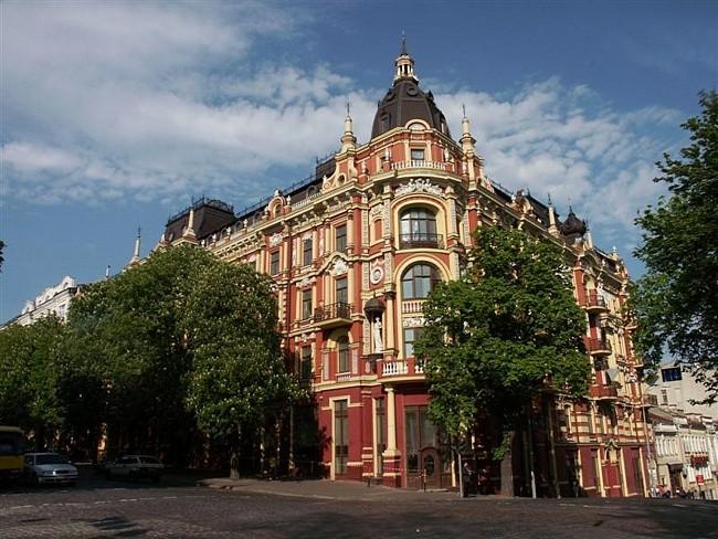 гостиница Лейпциг
