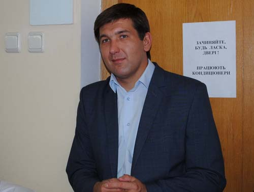 Глава Ровенского облсовета Кириллов