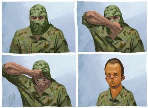 маска семенченко