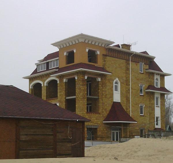 нечипоренко замок