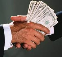 передача взятки баксы