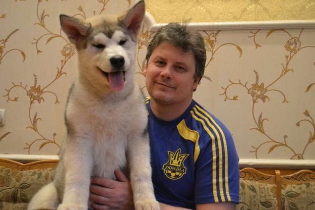 """А еще недавно """"мэр"""" Макеевки Покинтелиця носил футболки украинской сборной"""