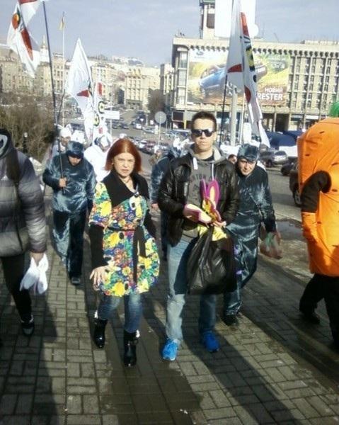 Дурнев, Шкода и морковки для Яценюка