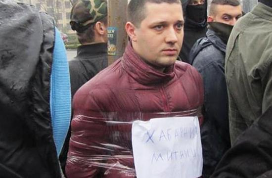 Екс-керівник Чопської митниці Сергій Харченко