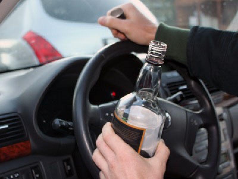 В Одессе пьяный водитель спал за рулем