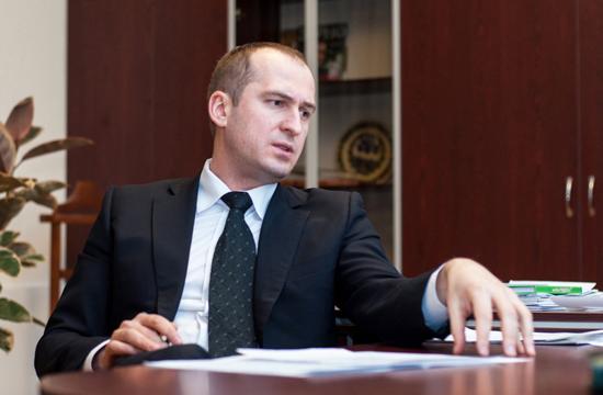 Глава МинАПК Алексей Павленко