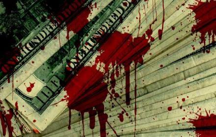 деньги в крови
