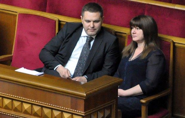 Алексей Маловацкий и Ирина Мамонтова