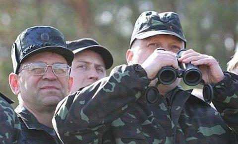 Сергей Пашинский и Александр Турчинов