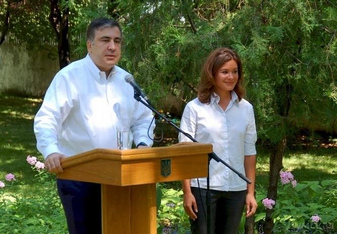 Саакашвили Гайдар