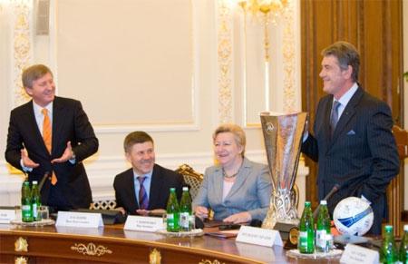 Ульянченко Ахметов Ющенко