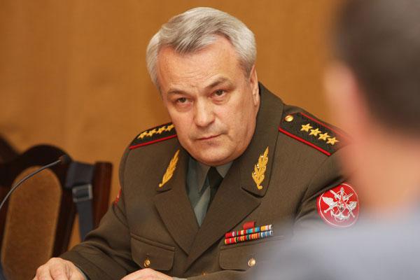 генерал Николай Панков