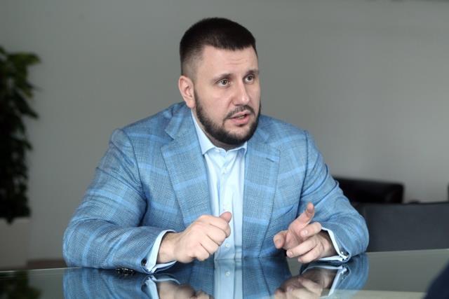 Экс-министр доходов и сборов, член «Семьи» Януковича Александр Клименко