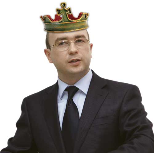 """Александр Лиев """"Только сдвинь корону на бок Чтоб не висла на ушах"""""""