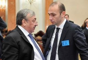 Виктор Татьков (слева) и Артур Емельянов (справа)