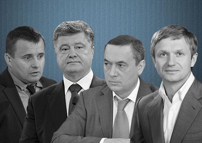 банкиры у власти