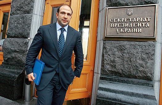 Лев Парцхаладзе в АП