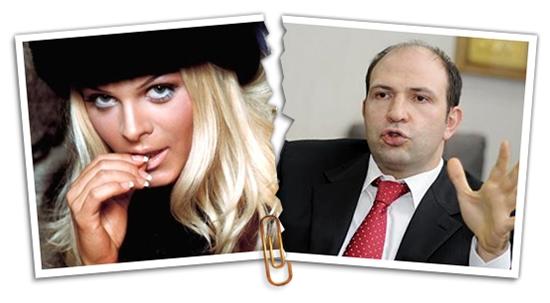 Наталья Собченко и Лев Парцхаладзе
