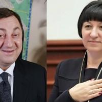 Владимир и Галина Гереги