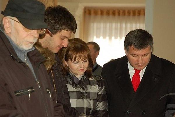 Инна и Арсен Аваковы