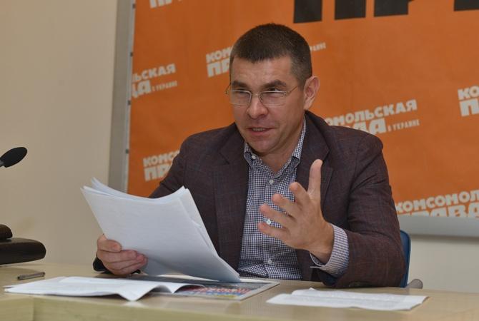 Сергей Думчев, кум Виталия Яремы