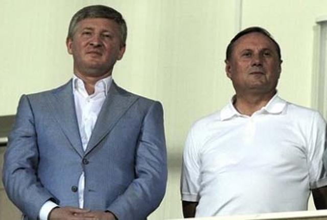 Ахметов и Ефремов