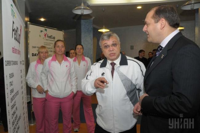 Сапронов, теннисистки и Добкин