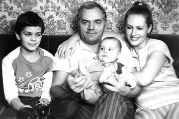 Семья Ильенко