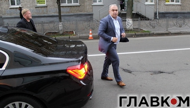 Соратник и партнер Мартыненко – Давид Жвания