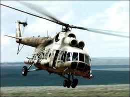 МИ-8МТ вертолет
