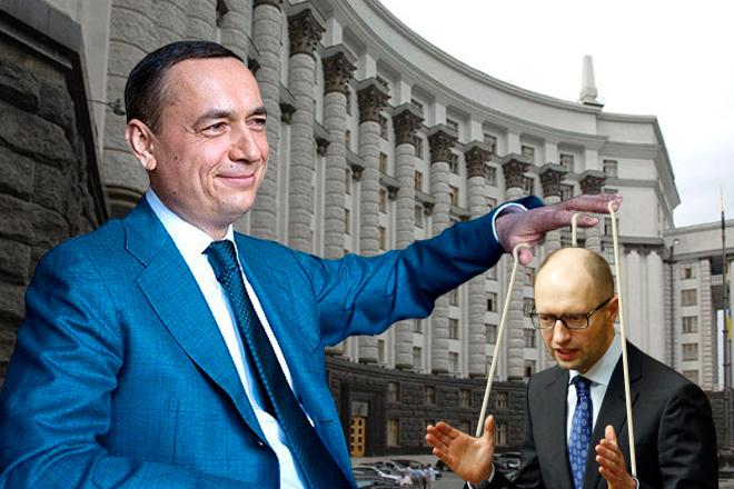 Мартыненко Яценюк