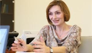 Директор Департаменту банківського нагляду НБУ Катерина Рожкова