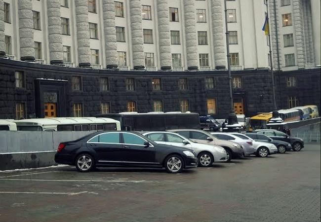 Як органи центральної влади виконують розпорядження Кабміну про оптимізацію автопарків