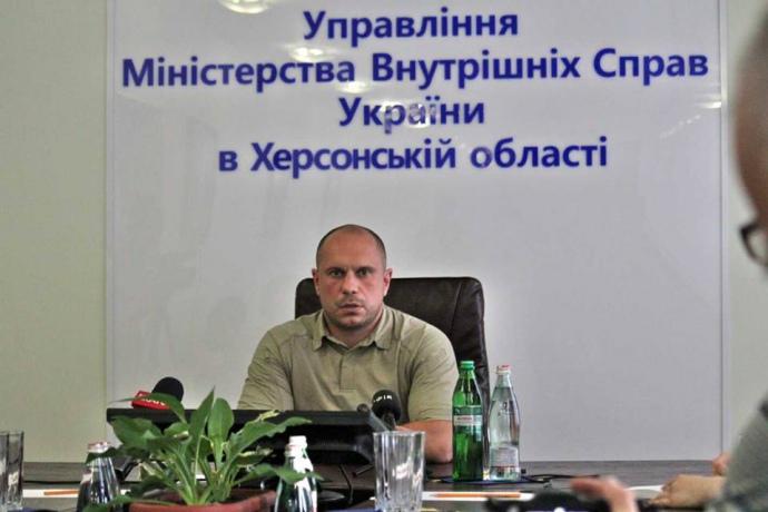 Из Донецка Киву отправили в Херсон