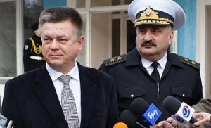 Павел Лебедев и Юрий Ильин