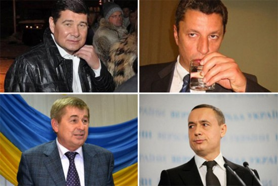 онищенко и ко