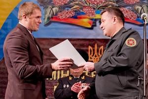 Вадим Троян и Арсен Аваков