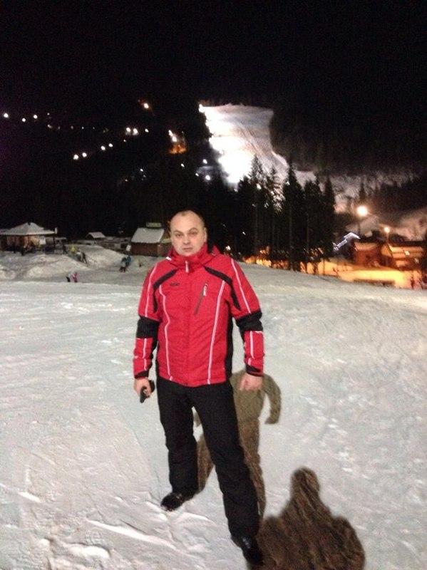 На фото: Ярослав Похилько на горнолыжном курорте https://vk.com/id165366305