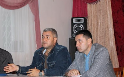 Анатолий Урбанский и Валентин Волканов