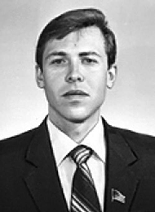 Сергей Соболев в молодости