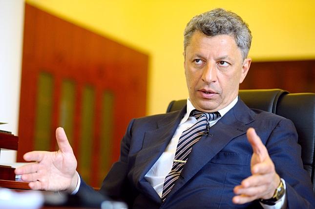 Юрий Бойко министр