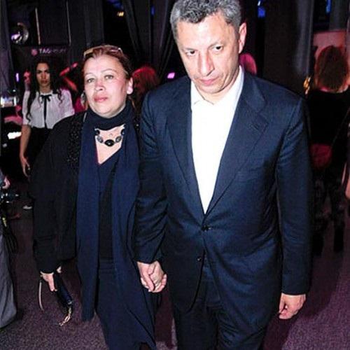 Юрий Бойко с женой Верой