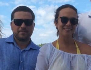 Юрий и Татьяна Кривобок