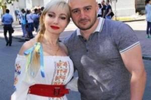 Александр Заманский с женой