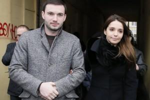 Артур Чечеткин и Евгения Тимошенко