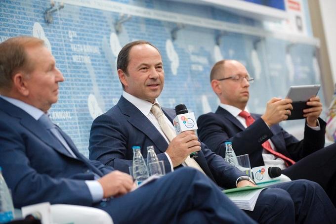 Кучма Тигипко Яценюк